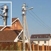 Автоматизированная система учёта электроэнергии и контроля за нагрузками СУП-04. фото