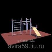 Спортивный комплекс Чемпион 3,3х5,2х2,6м фото