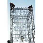 Монтаж металлоконструкций в Астане фото