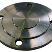 Заглушка стальная фланцевая Ду 200 Ру 10 ст. 20 АТК 24.200.02-90 фото