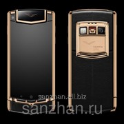 "Телефон Vertu Ti Android 4.2 MTK6589 4 ядра RAM 1 gb ROM 8 gb 3,7"" з/у на 6000 Am. Gold 86367 фото"