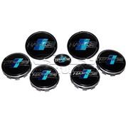 Набор эмблем Hartge для BMW, в комплекте 7 шт фото