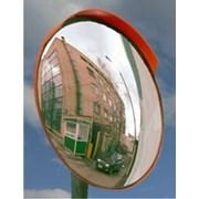 Дорожное сферическое зеркало D 800 мм фото