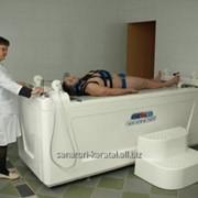 Подводное Вытяжение позвоночника Акватракцион с гидромассажной ванной фото