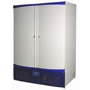 Шкаф холодильный R 1400 V , глухие двери фото