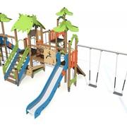 """Детские площадки,тм""""Наш Двор"""" фото"""