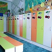 Детская мебель для садов фото