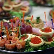 Сервисное обслуживание офисных обедов Киев фото
