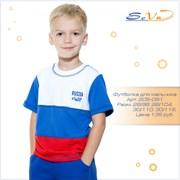 Футболка для мальчика фото