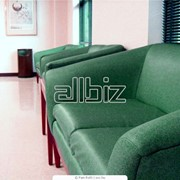 Мебель мягкая для залов ожидания фото