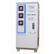 Трехфазный электромеханический стабилизатор напряжения SOLPI-M SLP-M 30kVA/3 фото