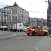 Такси по Москве фото
