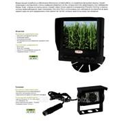 Системы видеонаблюдения для комбайнов фото