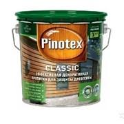 Pinotex Classic / Пинотекс Классик защита дерева фото