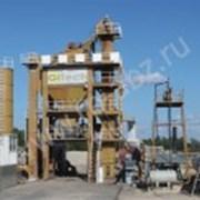 Асфальтовый завод АБЗ LBG1500 / CP120 фото