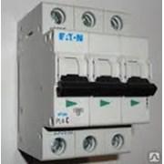 Автомат 3-х фазный PL4 C25/3  Moeller-EATON фото