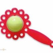 Погремушка Цветок 2с272 Аэлита /100/ фото