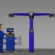 Стенд сход развал 3D Техно Вектор Т 7204 T S фото