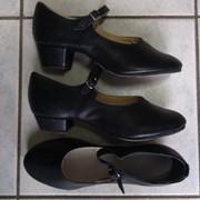 Туфли для народных танцев фото
