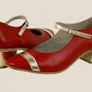 Туфли танцевальные женские фото