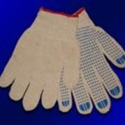 Перчатки с ПВХ 4 нитки фото