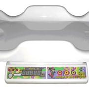 Весы электронные настольные для новорожденных детей до полутора лет ВЭНд-01-15-С фото