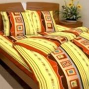 Ткань постельная Бязь 100 гр/м2 150 см Набивная Этажи 3652-2/S181 TDT фото