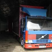 Фургон тентованный, VOLVO фото