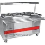 Прилавок холодильный ПВВ(Н)-70ПМ-01-НШ фото