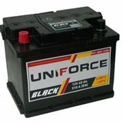 Аккумуляторы Uniforce Black фото