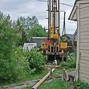 Бурение промышленных и частных водозаборных скважин. фото