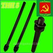 Болты фундаментные прямые тип 5 м24х800 сталь 40Х ГОСТ 24379.1-80 фото