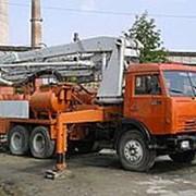 Услуги бетононасоса 13 м фото