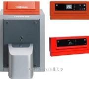 Котёл Vitoplex 300 TX3A 180 кВт тип GC1B/MW1B-ведущий, с дизельной горелкой Vitoflame 100 TX3A530 фото