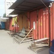Аренда контейнера в Павлодаре фото