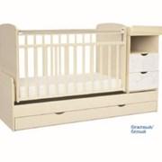 Детская кровать — трансформер Соната фото