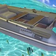 Надувная лодка ПВХ ANNKOR 300 фото