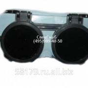 Очки резиновые с клапанами фото