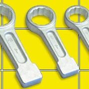Ключ гаечный кольцевой ударный фото
