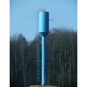 Башня водонапорная фото