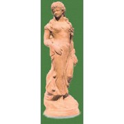 Статуи, статуэтки, пьедесталы фото