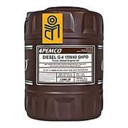 Минеральное моторное масло PEMCO DIESEL G-4 15W-40 (20 л) фото