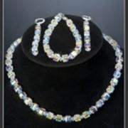 Украшения из кристаллов Swarovski лучший подарок даме! фото