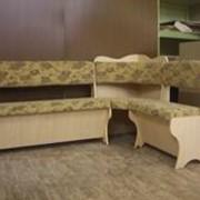 Наборы мебели для кухни угловые мягкие фото