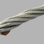 Канат ГОСТ 3071-88 двойной свивки ТК 6х37 (1+6+12+18) + 1ос, 8,5 мм фото