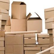 Изготовление картонной коробки фото