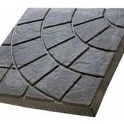 Тротуарная плитка бетонная фото