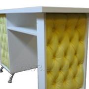 Маникюрный стол с каретной стяжкой фото