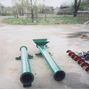 Конвейеры, транспортеры винтовые для грузов фото