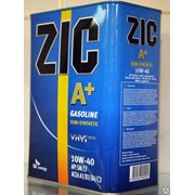Масло моторное ZIC A+ 10w40 4л. (Ю.Корея) фото